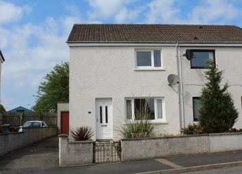 Thumbnail 2 bed semi-detached house to rent in Annand Avenue, Ellon