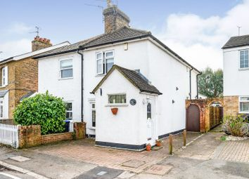 Thumbnail 2 bed semi-detached house for sale in Hersham Road, Hersham, Walton-On-Thames