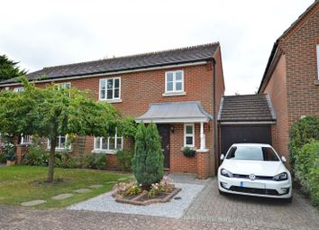 Thumbnail 3 bed semi-detached house to rent in King George Gardens, Chichester