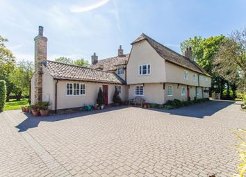 Thumbnail 5 bedroom detached house for sale in Main Street, Caldecote, Cambridge, Cambridgeshire