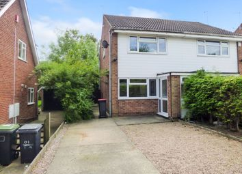 2 bed semi-detached house to rent in Chesham Drive, Bramcote, Nottingham NG9