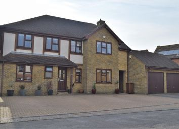 Thumbnail 5 bed detached house for sale in Heritage Drive, Gillingham