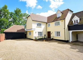 Thumbnail 5 bed detached house for sale in Ruffels Place, Stebbing, Dunmow
