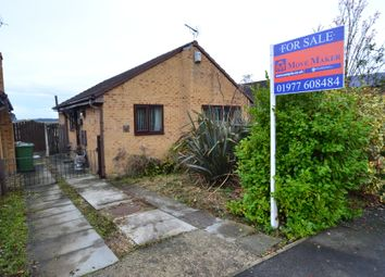 Thumbnail 2 bed detached bungalow for sale in Elder Avenue, Upton, Pontefract