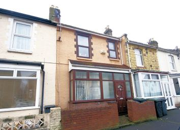 Thumbnail 4 bed terraced house for sale in Felix Road, Gosport