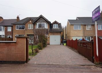 Thumbnail 4 bed detached house for sale in Park Road, Beeston