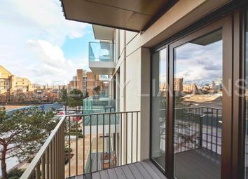 Thumbnail 1 bedroom flat to rent in Admiralty House, London Dock, London