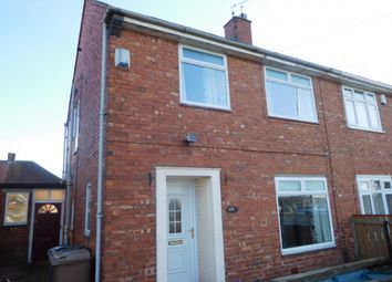 Thumbnail 3 bed semi-detached house to rent in Norham Road North, North Shields