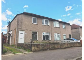 3 bed flat for sale in Castlemilk Road, Glasgow G44