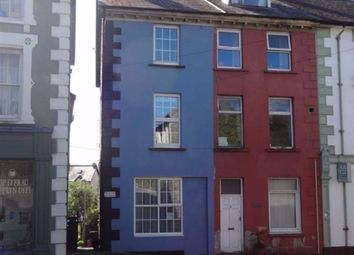 Thumbnail 4 bedroom terraced house for sale in 8, Heol Y Doll, Machynlleth, Powys