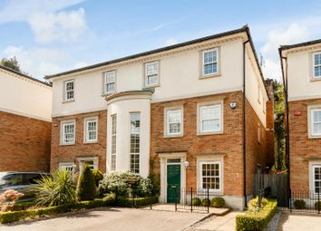 Thumbnail 5 bed town house for sale in Hanger Hill, Weybridge