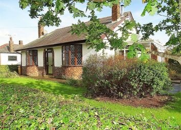 Thumbnail 3 bed detached bungalow for sale in Crookings Lane, Penwortham, Preston