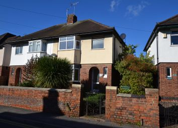 Thumbnail 3 bed semi-detached house for sale in The Banks, Sileby, Leicestershire