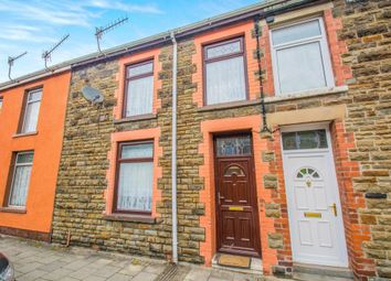 Thumbnail 3 bedroom property to rent in Lewis Street, Pentre
