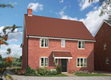 "Thumbnail 5 bed detached house for sale in ""The Ansell"" at Steppingley Road, Flitwick, Bedford"