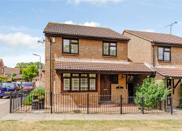 Thumbnail 4 bed link-detached house for sale in Nightingales, Langdon Hills, Essex