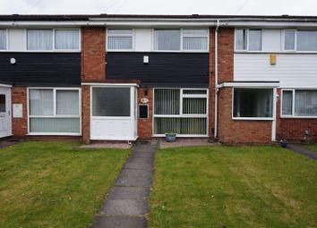 Thumbnail 3 bedroom terraced house for sale in Greenway, Handsworth Wood, Birmingham