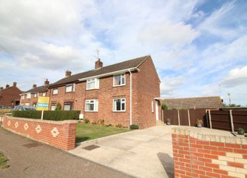 Thumbnail 3 bed semi-detached house for sale in Jordan Road, Caister-On-Sea, Great Yarmouth