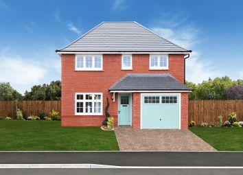 Thumbnail 4 bedroom detached house for sale in Ambion Way, Lutterworth Road, Hinckley, Leicestershire