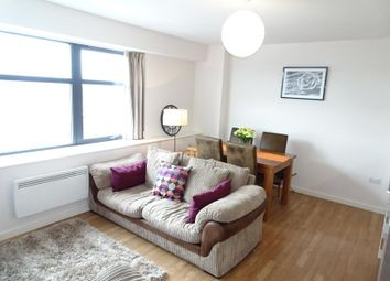 Thumbnail 2 bed flat to rent in Brindley House, 101 Newhall Street