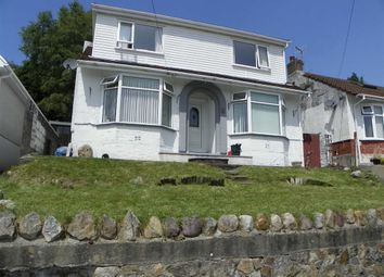 Thumbnail 3 bedroom detached bungalow for sale in Spionkop Road, Ynystawe, Swansea