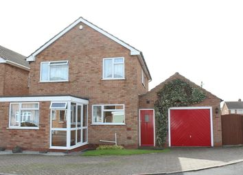 Thumbnail 4 bed detached house for sale in Hill Side, Kingsbury, Tamworth