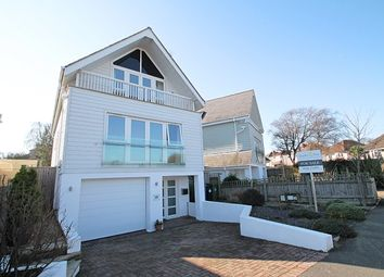 Thumbnail 4 bed detached house for sale in Arley Road, Whitecliff, Poole