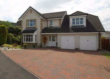 Thumbnail 4 bed detached house for sale in Finbraken Drive, Gourock