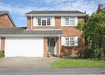 Thumbnail 4 bed detached house for sale in Chestnut Close, Maidenhead, Berkshire