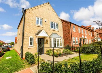 Thumbnail 3 bed detached house for sale in Pitsford Close, Waddington, Waddington, Lincoln