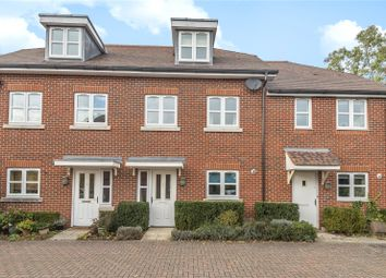 3 bed town house for sale in Pentons Close, Holybourne, Alton, Hampshire GU34