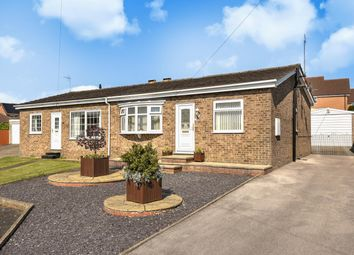Thumbnail 2 bed semi-detached house for sale in Northfield Road, Market Weighton, York
