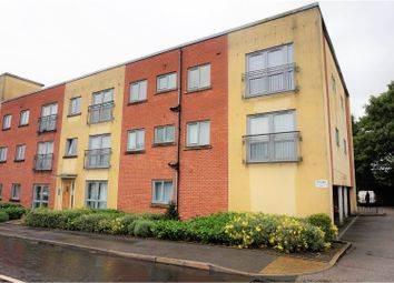 Thumbnail 2 bed flat for sale in Borron Road, Newton-Le-Willows