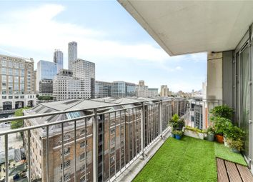 Horizon Building, 15 Hertsmere Road, Canary Wharf, London E14. 2 bed flat