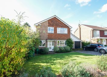 4 bed detached house for sale in Whinchat Close, Hartley Wintney, Hook RG27