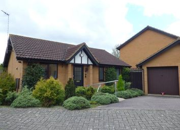 Thumbnail 2 bed bungalow for sale in Rubbra Close, Browns Wood, Milton Keynes, Bucks