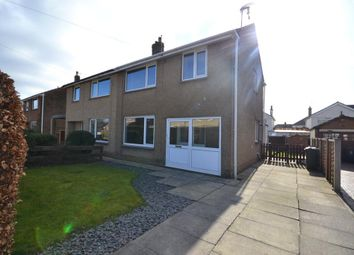 Thumbnail 3 bed semi-detached house for sale in Windermere Avenue, Clitheroe