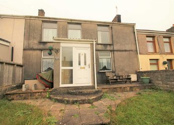 Thumbnail 4 bed terraced house for sale in High Street, Gilfach Goch, Porth