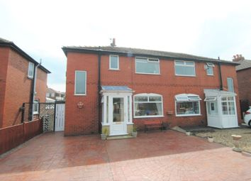 Thumbnail 3 bed semi-detached house for sale in Pilling Lane, Chorley