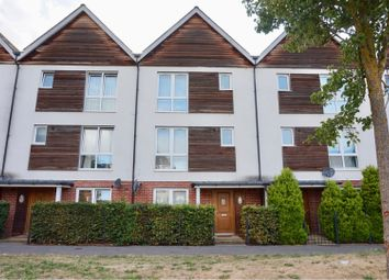 Thumbnail 4 bed town house for sale in Mallory Road, Basingstoke