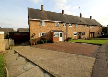 Thumbnail 3 bed end terrace house for sale in Perry Mead, Enfield