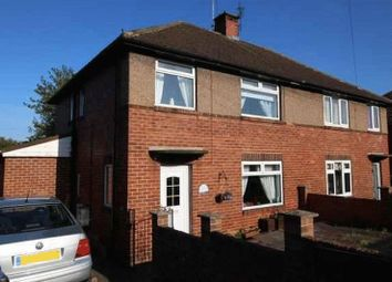 Thumbnail 3 bed semi-detached house for sale in Scott Road, Bishop Auckland