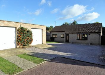 Thumbnail 3 bed bungalow for sale in Guiltcross Way, Downham Market