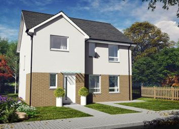 Thumbnail 4 bedroom detached house for sale in Plot 4, The Lewis, Kirn Gardens, Gourock