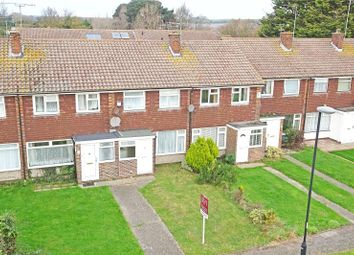 Thumbnail 3 bed terraced house for sale in Old Worthing Road, East Preston, Littlehampton