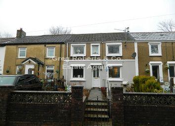 Thumbnail 2 bed terraced house for sale in Rhymney Row, Trefil, Tredegar
