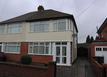 Thumbnail 3 bed semi-detached house for sale in Benedictine Road, Coventry