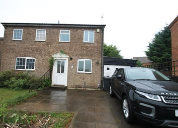 Thumbnail 2 bedroom property to rent in Chelsworth Close, Luton