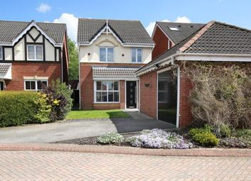 Thumbnail 3 bed detached house for sale in Fox Farm Court, Brampton Bierlow, Rotherham, South Yorkshire