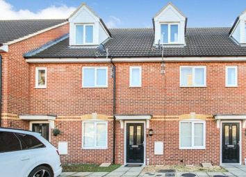 Thumbnail 3 bed terraced house for sale in St. Leonards Mews, Bedford